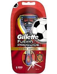 【数量限定品】 ジレット プログライド サッカースペインモデルホルダー