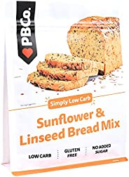 PBCo. Low Carb Sunflower & Linseed Bread Mix - 340g