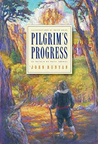 pilgrim progress essay Today i am happy to share a guest blog below written by vicki joy anderson she has written a poetry book, the weary wayfarer a pilgrim's progress retold in rhyme.