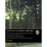 The Celtic Lyre: A Collection of Gaelic Songs, with English Translations by Fionn. Part I.-Price Sixpence. Music in Both Nota