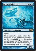 MTG 英語版 M14-EN061 Jace's Mindseeker ジェイスの精神追い (青/レア)