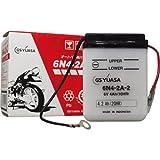 GS YUASA / 6N4-2A-2 6V バイク用 バッテリー 開放型