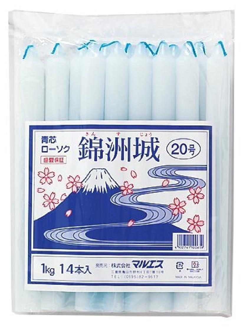 ペパーミント議題のためにマルエス 錦州城 青芯20号 1kg