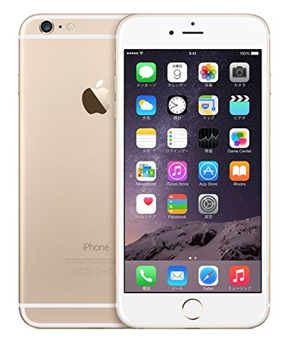 【SIMフリー】Apple iPhone 6 64GB ゴールド Gold docomo対応・softbank対応・au対応・格安SIM・MVNO対応