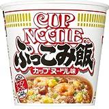 日清 カップヌードル ぶっこみ飯 1箱 6食