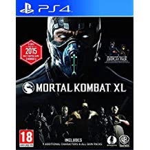 Mortal Kombat XL (PS4) (輸入版)