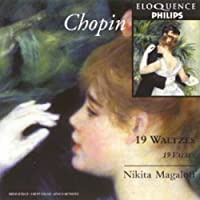 Chopin: Waltzes by NIKITA MAGALOFF (1999-10-04)
