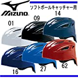 ミズノ(MIZUNO) ソフトボール キャッチャーヘルメット 2HA580