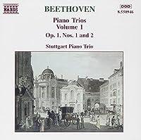Beethoven;Piano Trios Op.1
