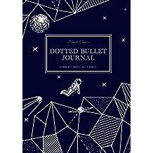 Dotted Bullet Journal: Medium A5 - 5.83X8.27 (Space Walk)
