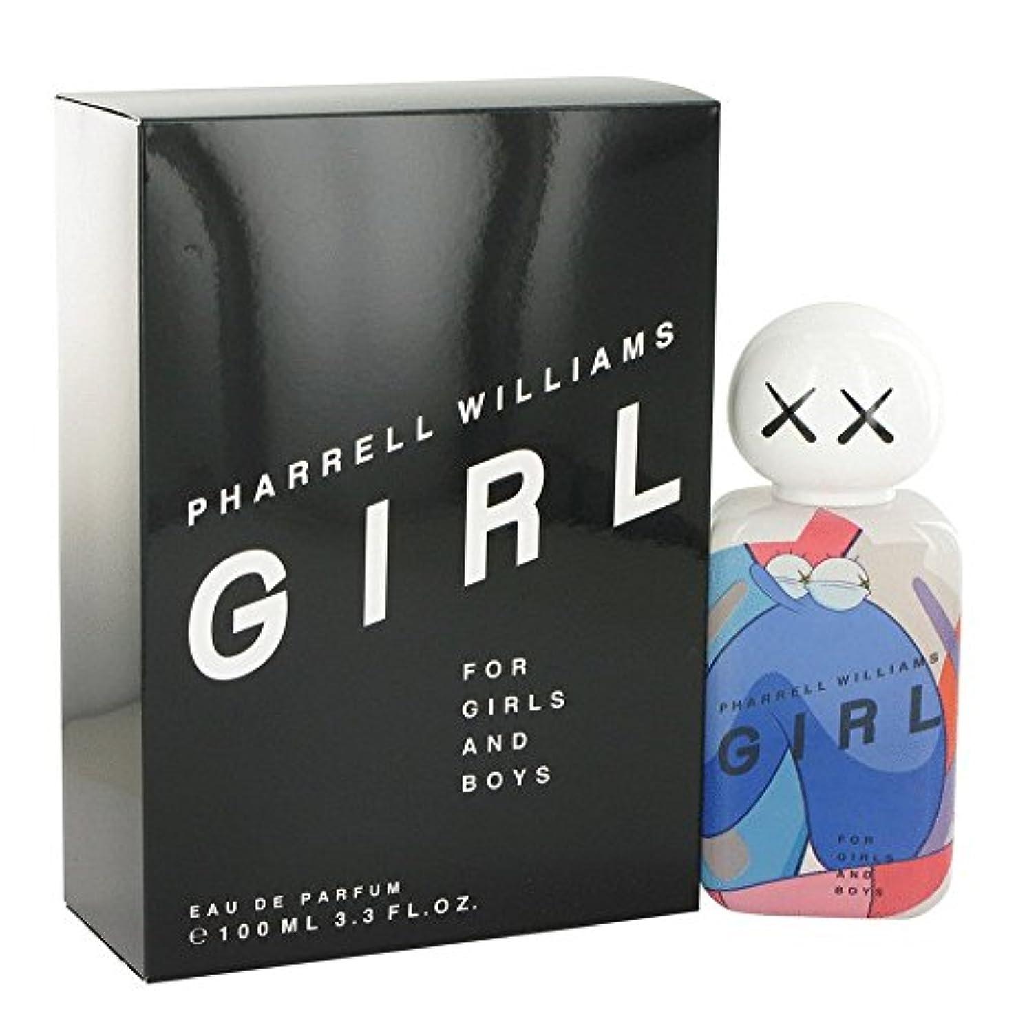 どうやらアスレチック体細胞【コム デ ギャルソン パルファム】 ファレル ウィリアムス ガール GIRL by Pharrell Williams EDP SP 100ml [並行輸入品]