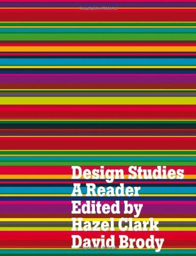 Download Design Studies: A Reader 1847882366