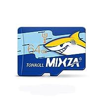 Prament メモリカード64GB TFカードClass10スマートフォンカメラMP3用 COD