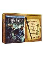 Harry Potter E I Doni Della Morte - Parte 01 (Ltd Gift Edition) (2 Blu-Ray+2 Penne) [Italian Edition]