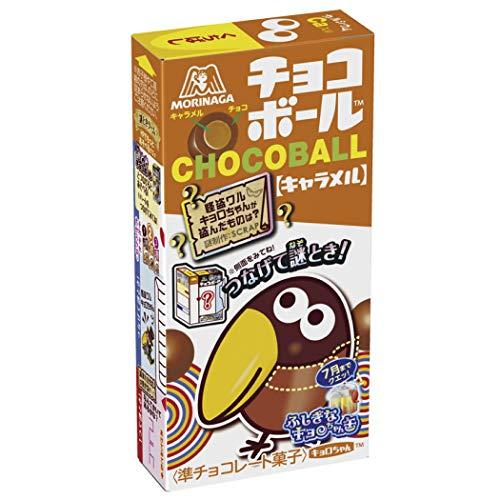 チョコボール キャラメル 20個