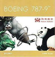 Phoenixモデルphx17481: 400Hainan Airlines Boeing 787–9Reg # b-1343(pre-painted/構築済み)