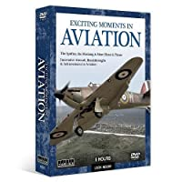 Exciting Moments in Aviation [DVD]