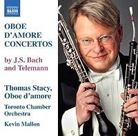 Oboe D'Amore Concertos