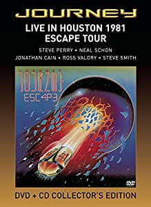 Live in Houston 1981: The Escape Tour [DVD] [Import]