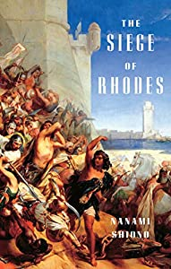 The Siege of Rhodes (English Edition)