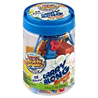 Super Miracle Bubbles - Carry Along Bubble Set,color may vary [並行輸入品]