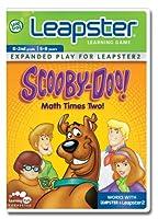 [リープフロッグエンタープライズ]LeapFrog Enterprises Leapfrog Leapster Learning Game: Scooby Doo, Math Times Two [並行輸入品]