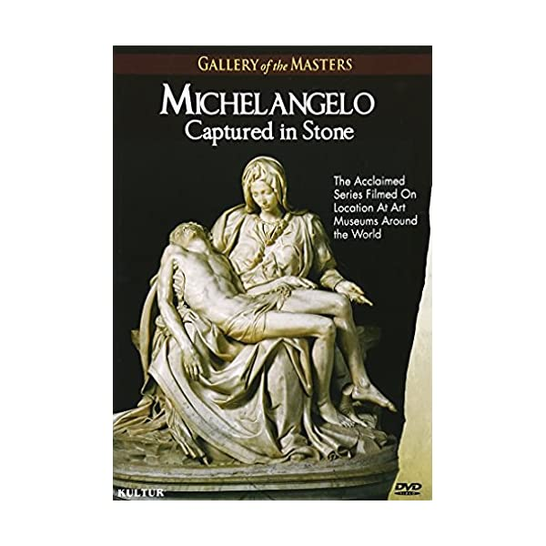 Michelangelo: Captured i...の商品画像