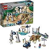 レゴ(LEGO)ジュラシック?ワールド トリケラトプスの暴走 75937 ブロック おもちゃ 恐竜 男の子