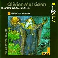 Vol. 6-Complete Organ Works-Li