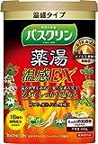 【Amazon.co.jp 限定】【まとめ買い】【医薬部外品】バスクリン薬湯温感EX600g入浴剤(約30回分)×2個
