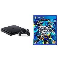PlayStation 4 ジェット・ブラック 1TB (CUH-2100BB01)+New ガンダムブレイカー ビルドGサウンドエディション セット