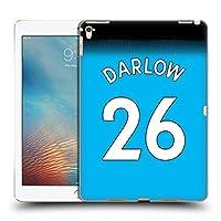 オフィシャルNewcastle United FC NUFC Karl Darlow 2017/18 プレイヤーズ・ホームキット グループ1 iPad Pro 9.7 (2016) 専用ハードバックケース