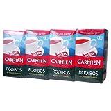 CARMIEN(カーミエン)オーガニック ルイボスティー ティーパック40袋入(100g)×4箱 JAN6009623190215
