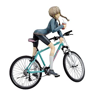 STEINS;GATE 阿万音鈴羽&マウンテンバイク (1/8スケール PVC塗装済完成品)