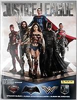 Justice LeagueステッカーAlbum