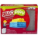 JELL-O Play Build + Eat Construction Kit 6 oz [並行輸入品]