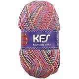毛糸 Opal-オパール- オリジナルコットン KFS172.ドライツェン/ピンク系マルチカラ―