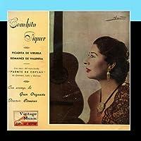 Vintage Spanish Song N?57 - EPs Collectors Canciones Del Espect?culo Puente De Coplas by Conchita Piquer