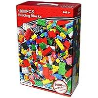 積み木 想像力を育つ知育玩具 3歳以上 1000ピース カラフル