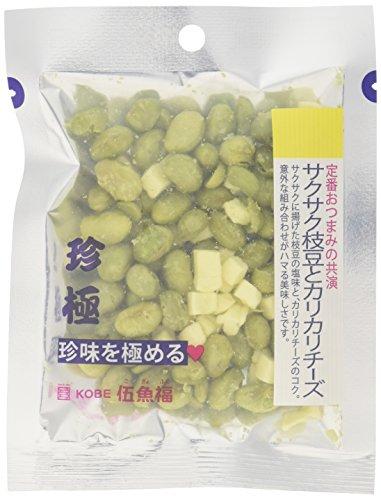 一杯の珍極 サクサク枝豆とカリカリチーズ 24g