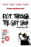 Exit Through the Gift Shop (2010)  [ NON-USA FORMAT, PAL, Reg.2 Import - United Kingdom ]