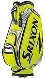 DUNLOP(ダンロップ) キャディーバッグ SRIXON キャディバッグ  GGC-S127L ライム