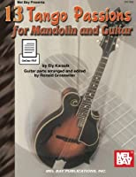 13 Tango Passions for Mandolin and Guitar + Online PDF