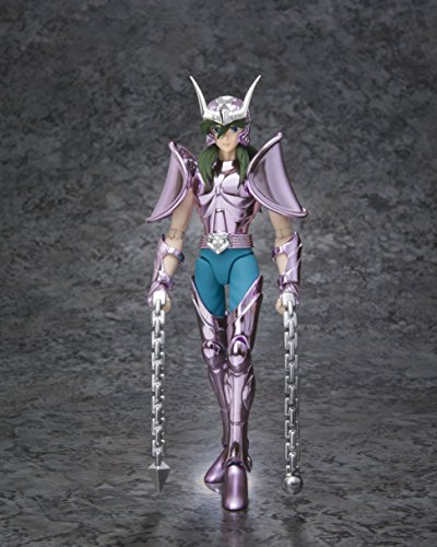 D.D.PANORAMATION 聖闘士星矢 星雲鎖 -アンドロメダ瞬- 約100mm ABS&PVC製 塗装済み可動フィギュア