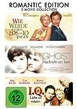 Romantic Edition: Wie werde ich ihn los in 10 Tagen / Ghost / I.Q [DVD]