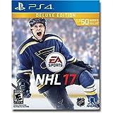 NHL 17 Deluxe Edition PlayStation 4 アイスホッケーデラックスエディションプレイステーション4ビデオゲーム 北米英語版 [並行輸入品]