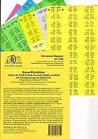 STEUERRICHTLINIEN Duerckheim-Griffregister Nr. 2351 (2019/170. EL) mit Stichworten aus der Gesetzesueberschrift: 196 bedruckte Griffregister zur Befestigung an Buchseiten. Fuer die Gesetzessammlungen C.H. Beck Verlag oder nwb-Textsammlungen.