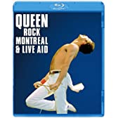 クイーン / ライヴ・イン・モントリオール 1981 & ライヴ・エイド [Blu-ray]