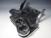 14系カローラフィールダー フロントテーブル コロラドブラック Lライン ブラックフルメッキ