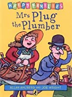 Happy Families Mrs Plug The Plumber